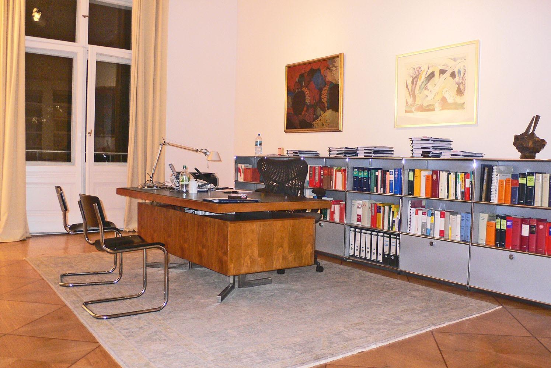Teppich Schreibtisch